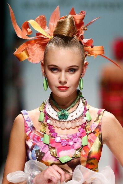 Las mejores pasarelas y diseñadores de la moda agregaron a sus modelitos...