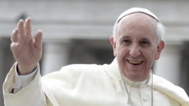 El papa Francisco llegó a sus primeros seis meses de pontificado.