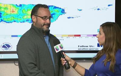 Seguirá la lluvia con posibilidades de inundaciones en Puerto Rico