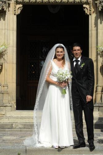 La pareja era formalmente marido y mujer.