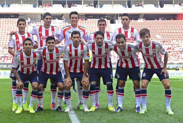 2.- El Guadalajara incluso salvando la categoría este año futbolístico,...