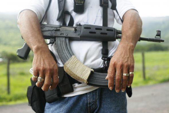 """La crisis de violencia en Guerrero y Michoacán es """"extrema"""", as&i..."""