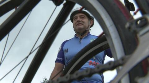 Pedaleando por la paz, uniendo pueblos a través del ciclismo