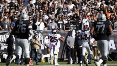 Highlights Temporada 2015 S5: Denver Broncos 16-10 Oakland Raiders