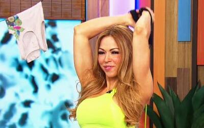 Obtén unos brazos firmes y tonificados con estos ejercicios de Claudia M...