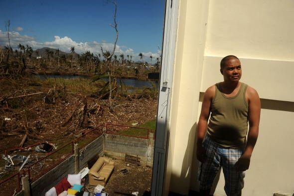 Más de 574,000 casas quedaron destruidas y alrededor de 575,000 sufriero...