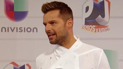 Ricky Martin terminó su noviazgo con Carlos González