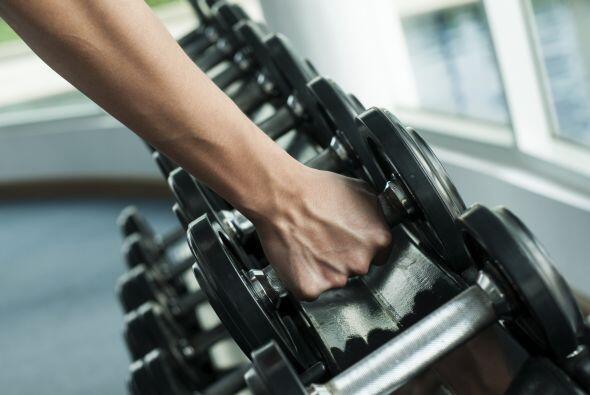 Si puedes con su peso también puedes colocarlas en su lugar cuand...