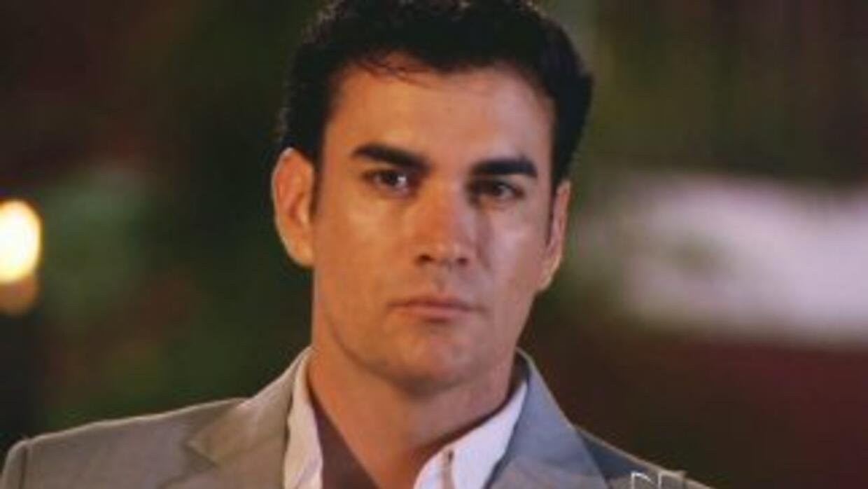 David Zepeda interpreta a Damián en la telenovela Abismo De Pasión.