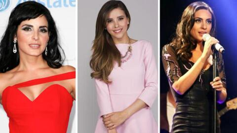 Actrices cantantes