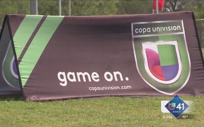 ¡Ya casi arranca la fiesta de Copa Univision!