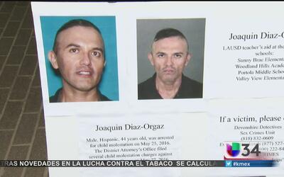 Arrestan a tutor por presunto delito de pedófilia