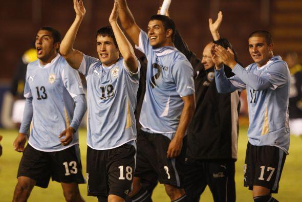 Los juveniles uruguayos marcaron un hito histórico en el Sub 20 al clasi...