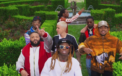 DJ Khaled - I'm the One ft. Justin Bieber, Quavo, Chance the Rapper, Lil...