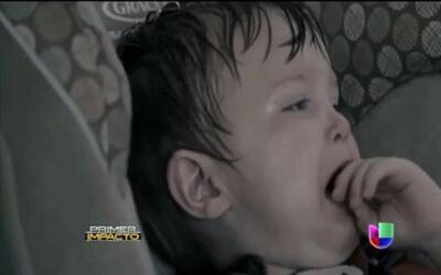 Evita el peligro mortal de dejar niños en tu auto