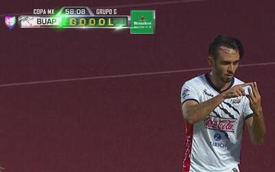 Lobos BUAP 4-0 Tijuana: Los Xolos tuvieron una mala noche y fueron destr...