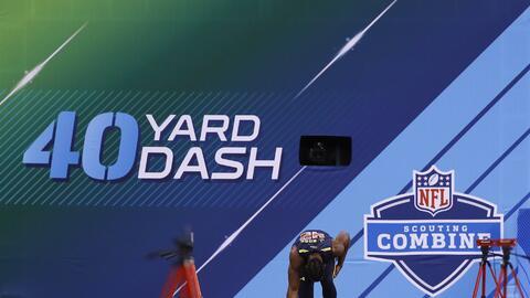 John Ross rompió el récord de la carrera de 40 yardas marcando 4.22
