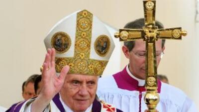 Joseph Ratzinger sorprendió al mundo el 11 de febrero de 2013 al anuncia...