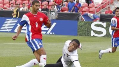 Álvaro Saborío será baja de Costa Rica en la Copa del Mundo.