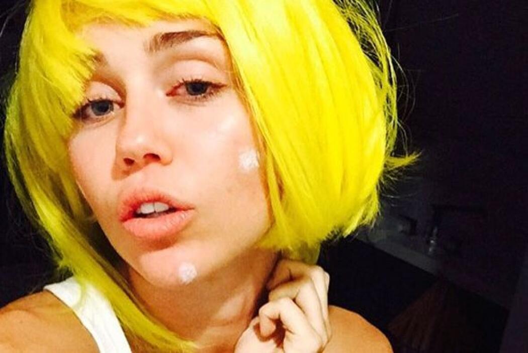 Miley Cyrus dijo que es bisexual desde los 14 años.