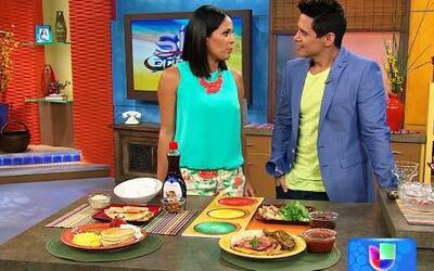 Alejandro Chabán y sus recomendaciones para seguir la dieta en un restau...