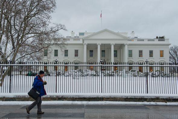 El gobierno federal cerró sus oficinas en todo el Distrito de Columbia.