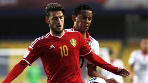 Bélgica vs. Costa Rica