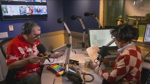 Notanserio Univision: 'Radio Charco' la más mejor