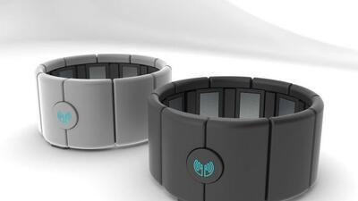 Esta nueva pulsera no necesita de sistemas externos, como cámaras extras...