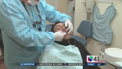 Latino que recibió puñetazo recupera su dentadura gratuitamente