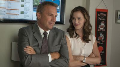 Draft Day - Clip: Kevin Costner y Jennifer Garner