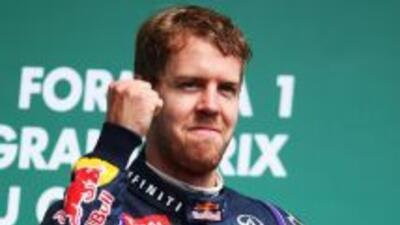 Vettel tenía contrato con Red Bull hasta el final de 2014, pero lo ha am...