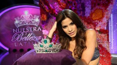 Obtuvo el pase dorado para la gran final de Nuestra Belleza Latina 2013.