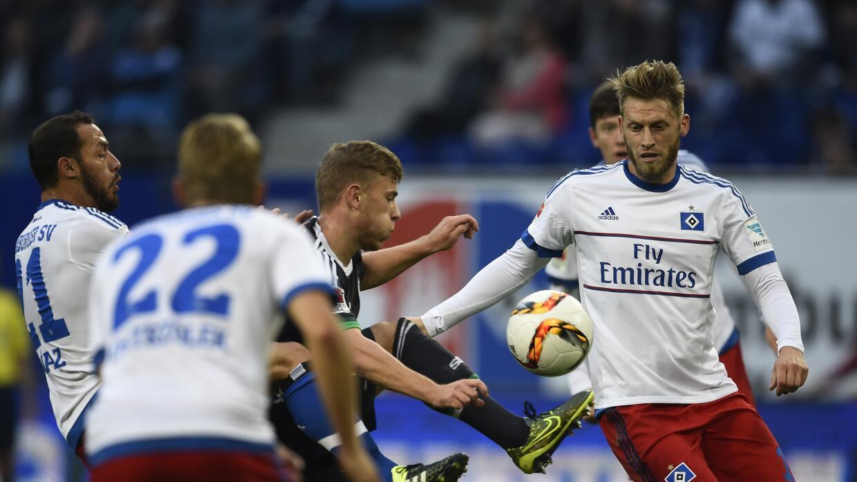 Hamburgo vs. Borussia Monchengladbach