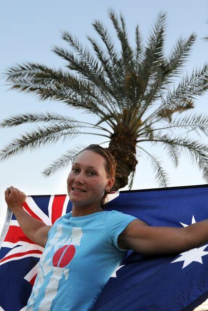 6° La australiana Samantha Stosur
