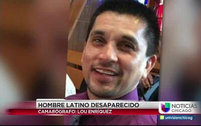 Buscan a hombre hispano desaparecido en Blue Island