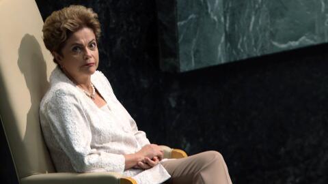Dilma Rousseff en la ONU