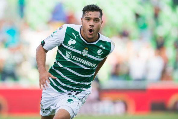 La timidez: Santos tenía que salir a matar a Tigres como local para pode...