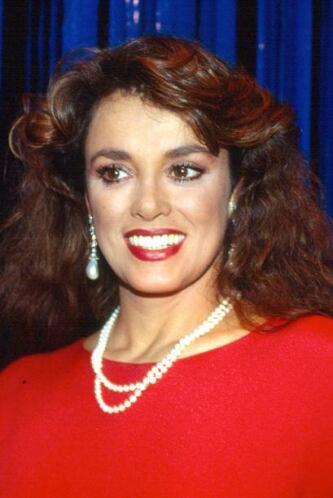 Lucía Méndez tenía uno de los rostros más bonitos de las telenovelas.