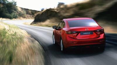 El Mazda 3 2014 mejora a su antecesor en todos los sentidos.
