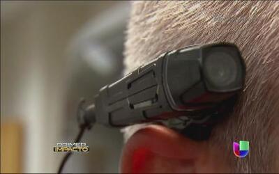 La policía se defiende de falsas acusaciones con cámaras especiales
