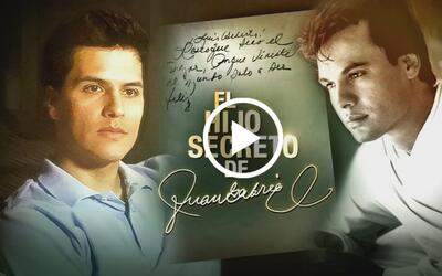 La historia del hijo secreto de Juan Gabriel