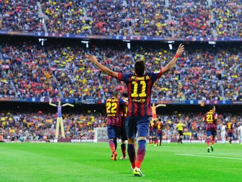 Barcelona derrotó 2-1 al Real Madrid en un 'Clásico' bien...