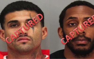 Chávez y Campbell, de regreso a prisión.