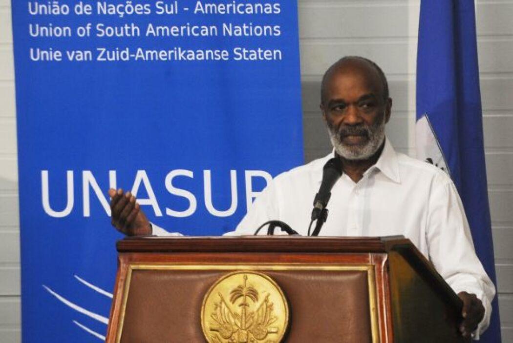 Este 28 de noviembre, Haití se prepara para elegir al sucesor en la pres...