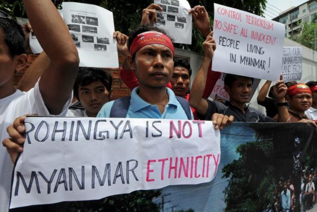 Los miembros de este grupo étnico no son reconocidos como ciudadanos por...