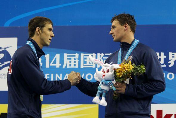 La jornada del día del Campeonato Mundial de Natación en Shangai dio var...