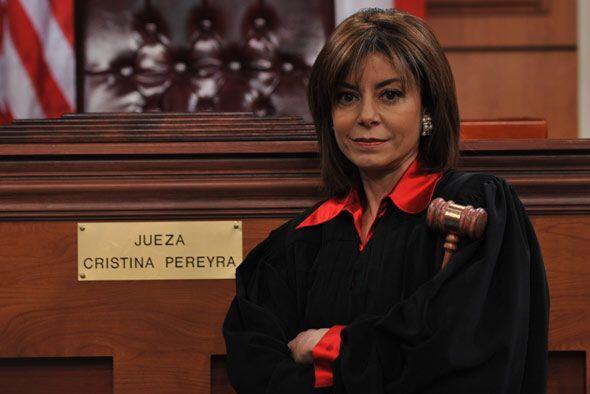 Para la jueza es muy importante seguir impartiendo justicia para defende...