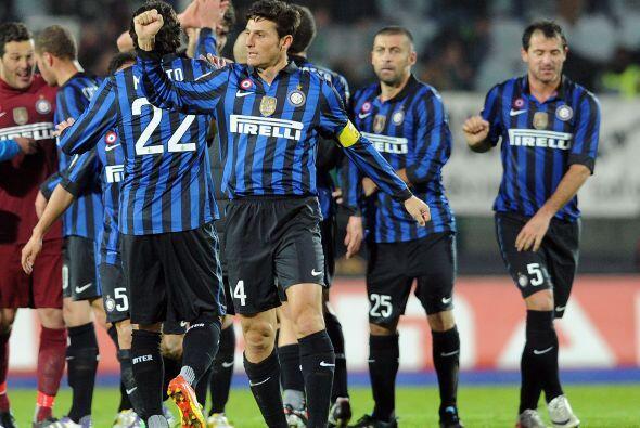 El siguiente encuentro del equipo 'nerazzurri' es en contra de uno de lo...