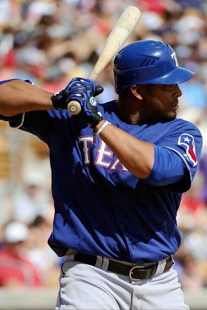 Jardinero: El dominicano Nelson Cruz empujó siete carreras y peg&...